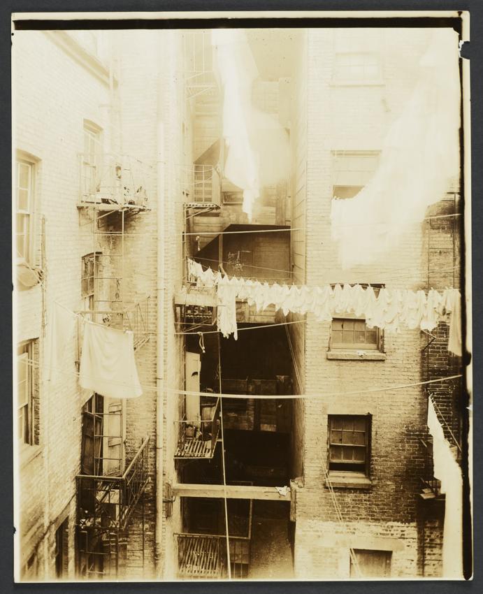 WONDER YEARS IN THE BYRNE (BURNS) BUILDING  (3/3)
