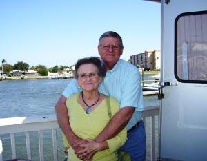 49th Anniversary Photo in Florida