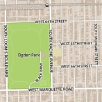 map of ogden park
