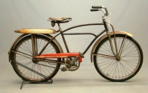 50s bicycle