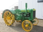 John Deere Tractor by Restoration Project