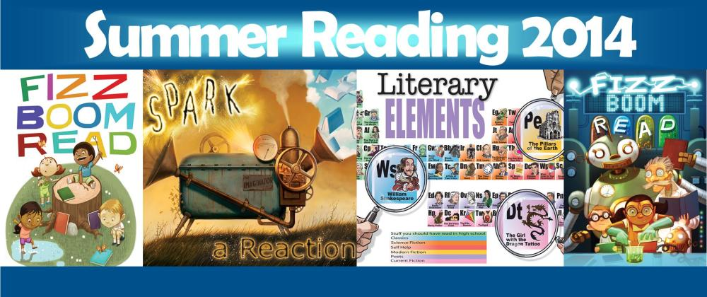 SUMMER READING PROGRAMS: IN LOVE WITH LIBRARIES (1/6)
