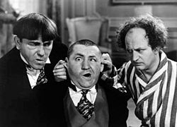 The Three Stooges (as found in Wikipedia)