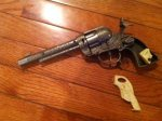 cap gun broken gene autry by junkables com