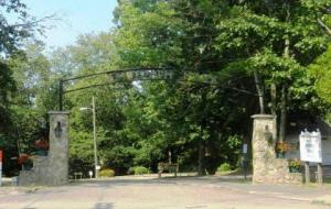 Entrance to Epworth Park