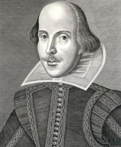 william shakespeare 2015