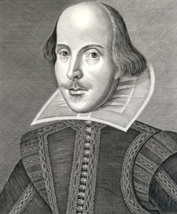 william shakespeare 2015