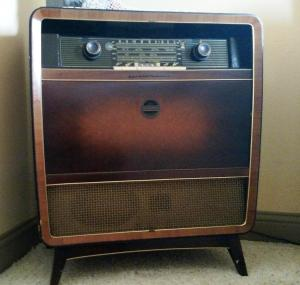 Grundig Majestic in Texas