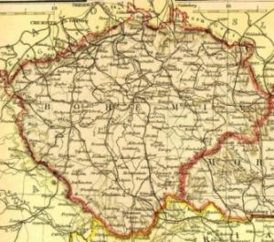 bohemia in 1882