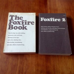 Foxfire books  from eBay