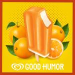 good humor orange creamsickle