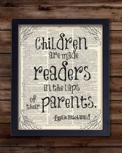 readers and parents