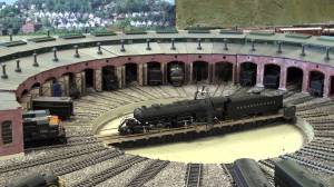 railway turntable