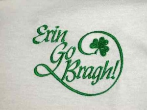 erin go bragh 2018