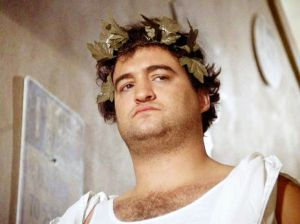 belushi toga party