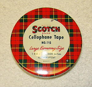scotch tape can
